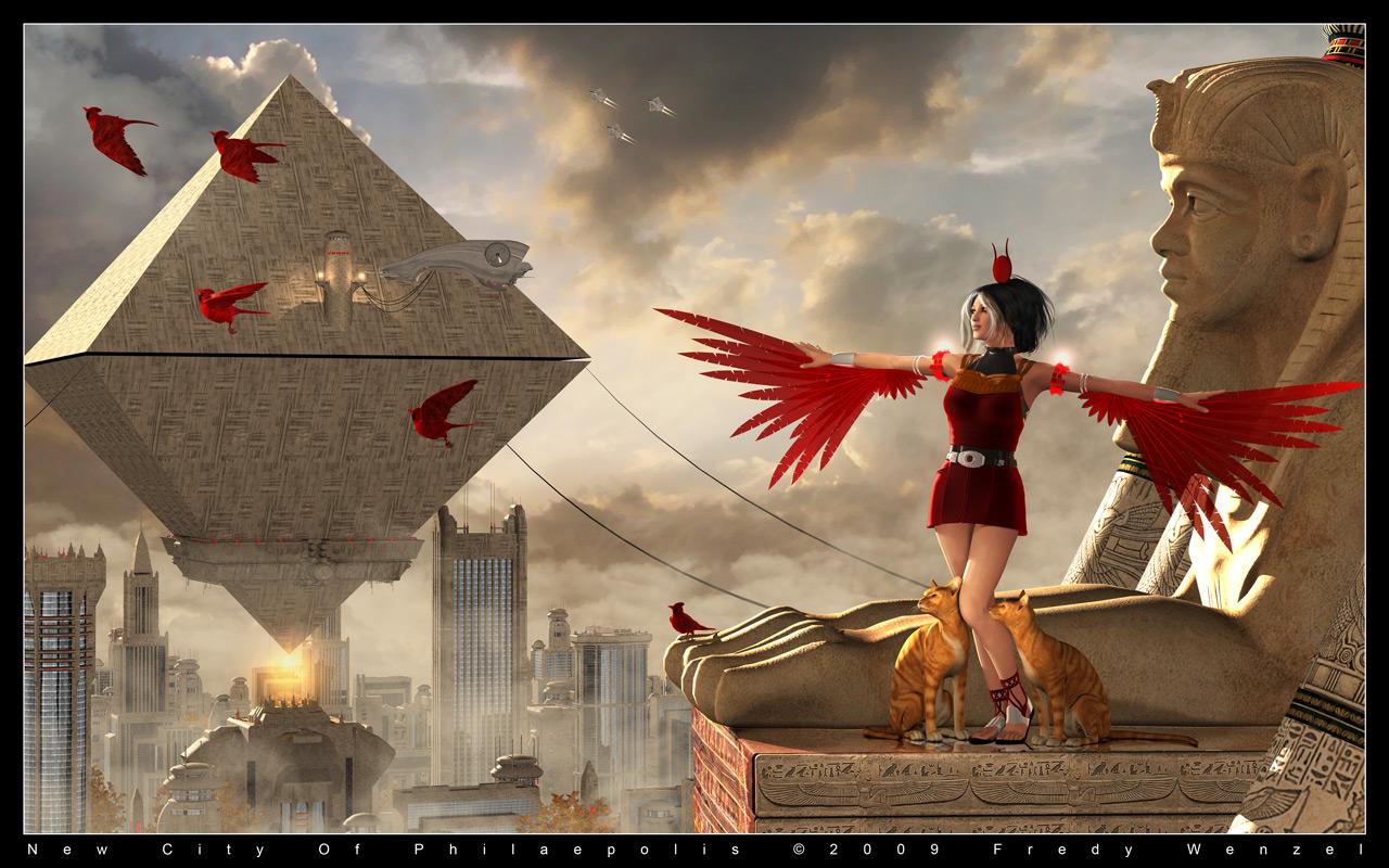 New City Of Philaepolis