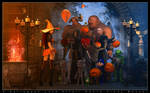 A Halloween Love Affair
