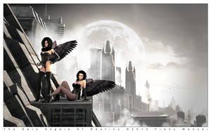 The Dark Angels Of Destiny
