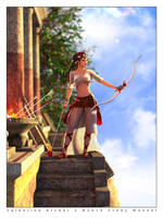 Valentine Archer 2 by Fredy3D