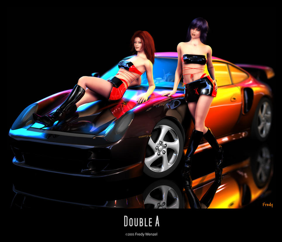 Double A by Fredy3D