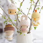 Easter Minis set by AradiyaToys by AradiyaToys