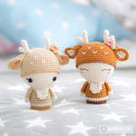 Mini Annie the Deer by AradiyaToys by AradiyaToys