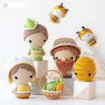 More villagers from 'Mini Kingdom' book!