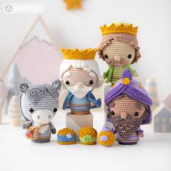 Nativity Minis set 2 by AradiyaToys