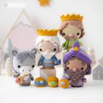 Nativity Minis set 2 by AradiyaToys by AradiyaToys
