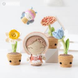 Flower Garden by AradiyaToys