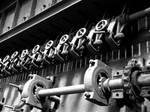 the machine by Niophee