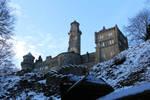 Wintercastle II by Niophee