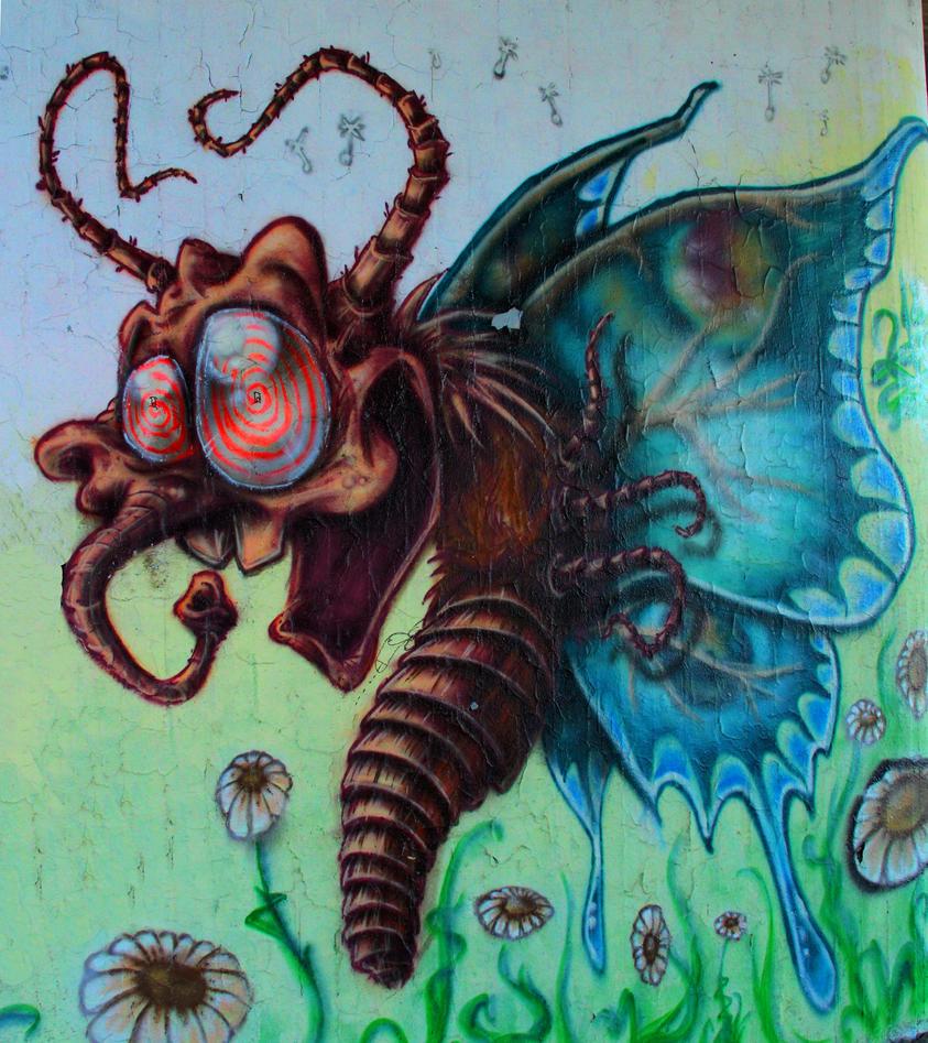 Hypnosis Moth by Niophee