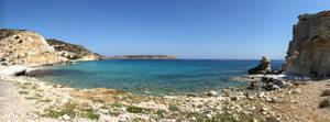 At Cretes coasts by Niophee