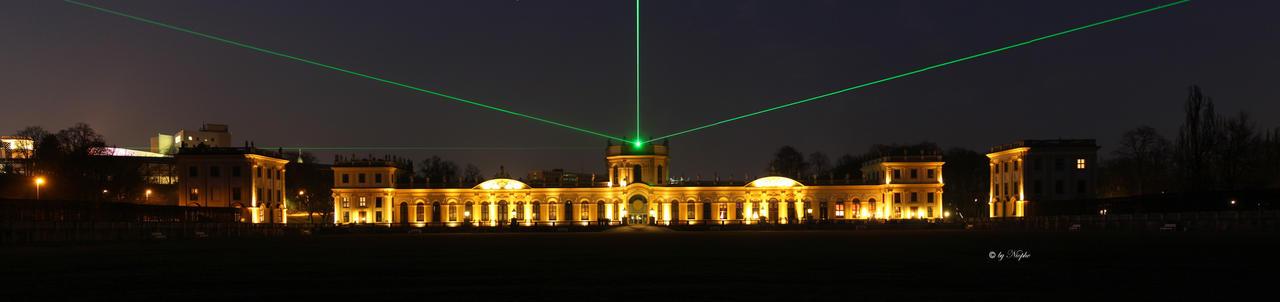 Laserlights by Niophee
