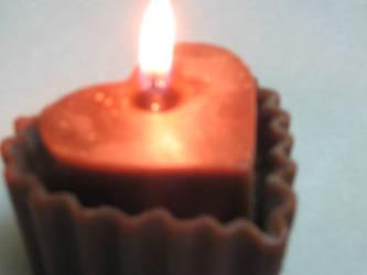 My chocolate heart by geminis12