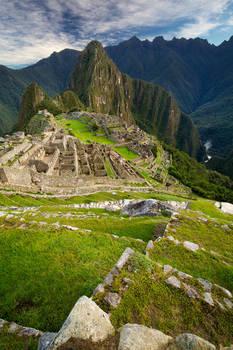 Macchu Picchu Sunrise