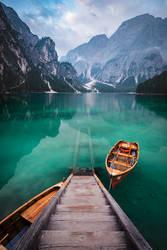 Lago by StevenDavisPhoto