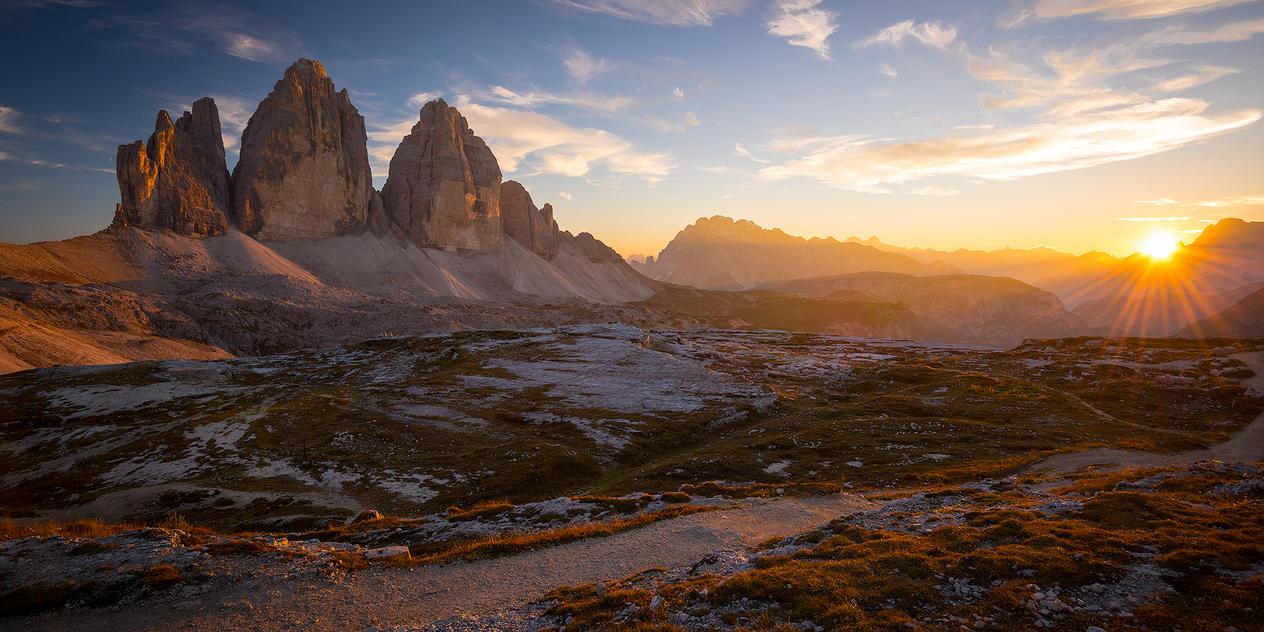 Tre Cime by StevenDavisPhoto