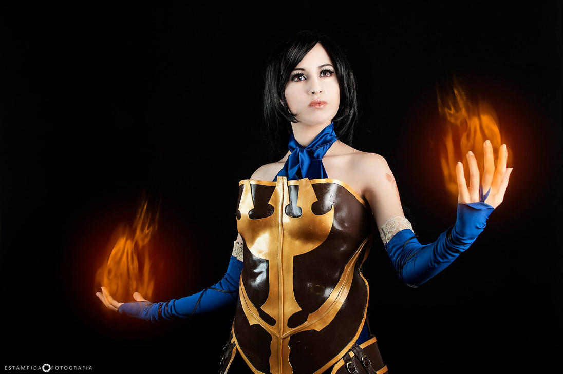 Shanoa - Castlevania - Order of Ecclesia- by pink-hika
