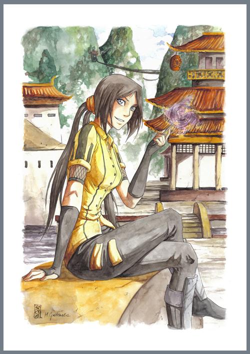 Hattori by kunoichi-san
