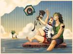 Summertime by kunoichi-san