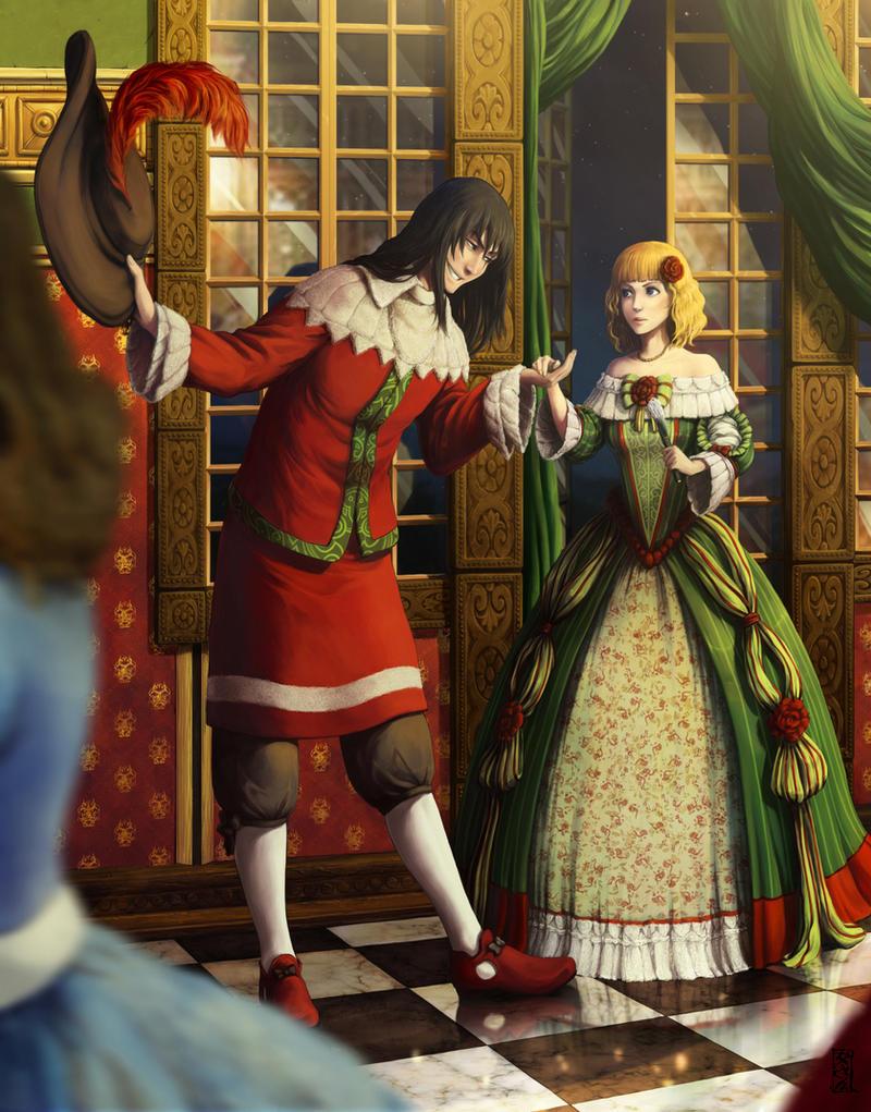 Shall we dance? by kunoichi-san