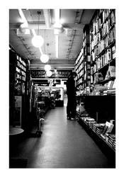 bookstore by sannah013