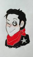 tiny gerard #8 by knameIess