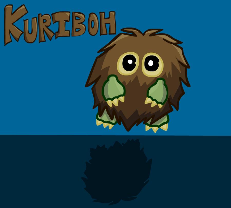 Yu-Gi-Oh- Kuriboh By Kirbez On DeviantArt