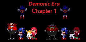 Sonic exe - Demonic Era Chapter 1 Part 2 by