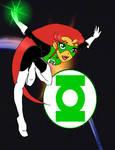 Green Lantern of Tamaran