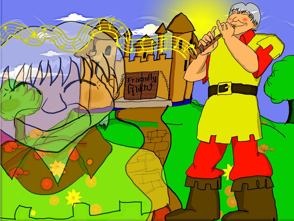 The Friendly Giant by KiteBoy1