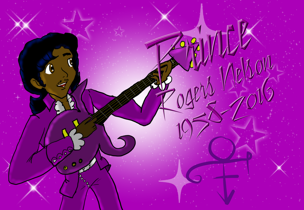 My Tribute to Prince by KiteBoy1