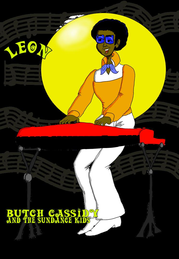 Leon the New Sundance Kid by KiteBoy1