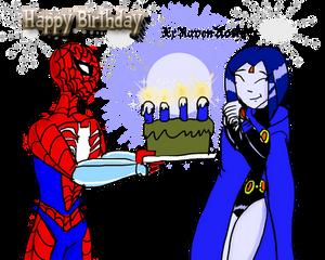 Happy Birthday, XxRavenRothXx