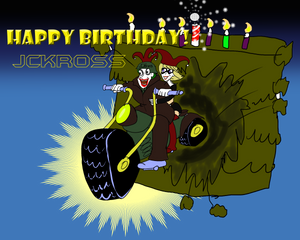 Happy Birthday, JCKross!