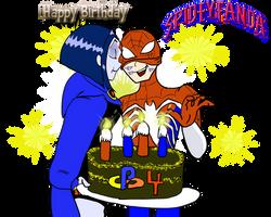 Happy Birthday, SpideyfanDA