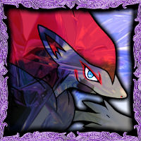 Icon- Zoroark by xXAngelicEspeonXx