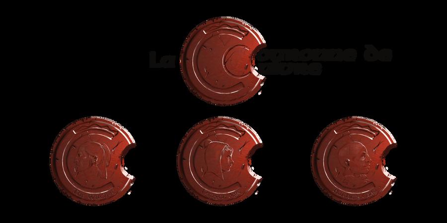 logo couronne de cuivre 2 by zylaeryel on deviantart. Black Bedroom Furniture Sets. Home Design Ideas
