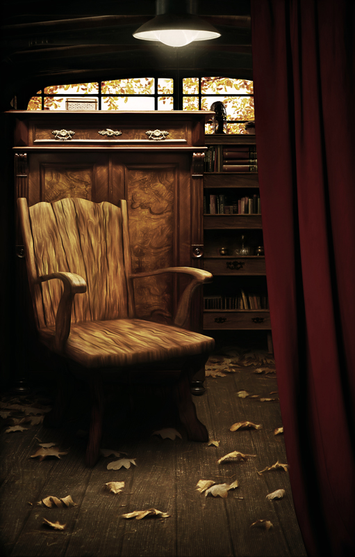 The Chair by Schnette