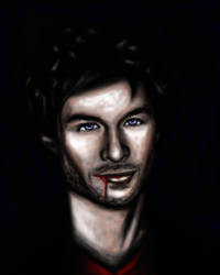 Somerhalder Salvatore by Knightmarish