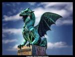 Dragon by karstART