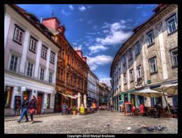 Old Town by karstART