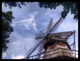 Mill by karstART