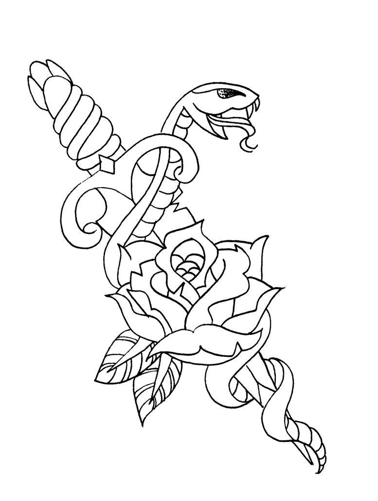 Anchor Mandala Coloring Pages