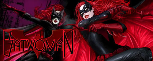 Batwoman Signature