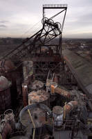 Urbex - Industrial mess by ReturnFalse