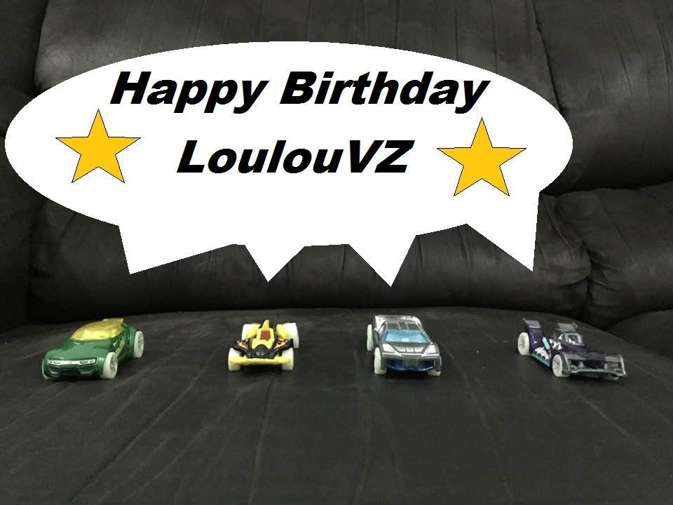 Happy Birthday LoulouVZ