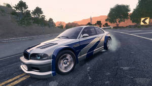 Need For Speed Payback - BMW M3 E46 (Most Wanted)