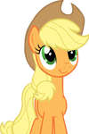 Applejack blissful