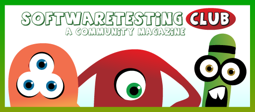 Software Testing Club Banner by nathanluther
