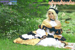 Kagamine Rin: +Queen+ by KittyHimee